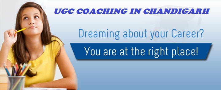 UGC Coaching IN cHANDIGARH