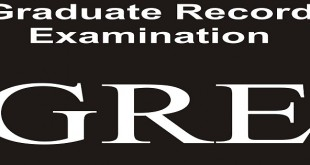 why to take GRE exam