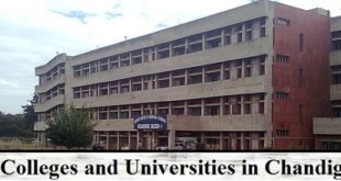 Top colleges and Universities in Chandigarh