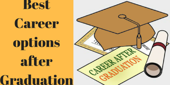 Best career options after graduation in arts