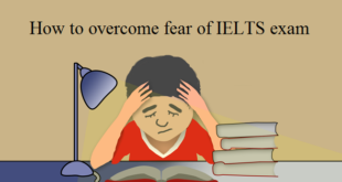 How To Overcome Fear Of IELTS Exam
