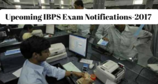 IBPS Exam Notifications