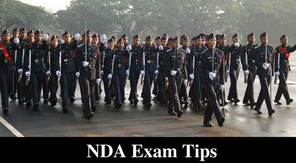 NDA Exam Tips