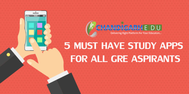 GRE mobile apps
