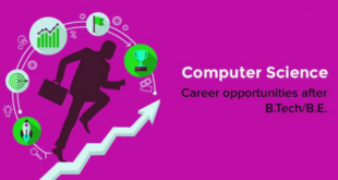 career options to choose after doing B.Tech in computer science